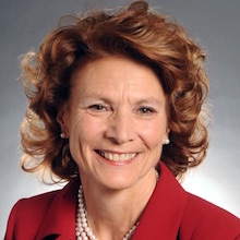 Headshot photo of Carrie Ruud, Republican-endorsed candidate for Minnesota Senate district 10