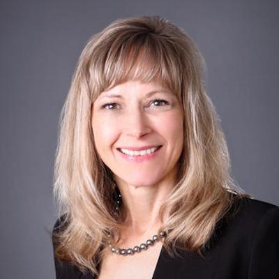 Headshot photo of Leilani Holmstadt, Republican-endorsed candidate for Minnesota Senate District 54